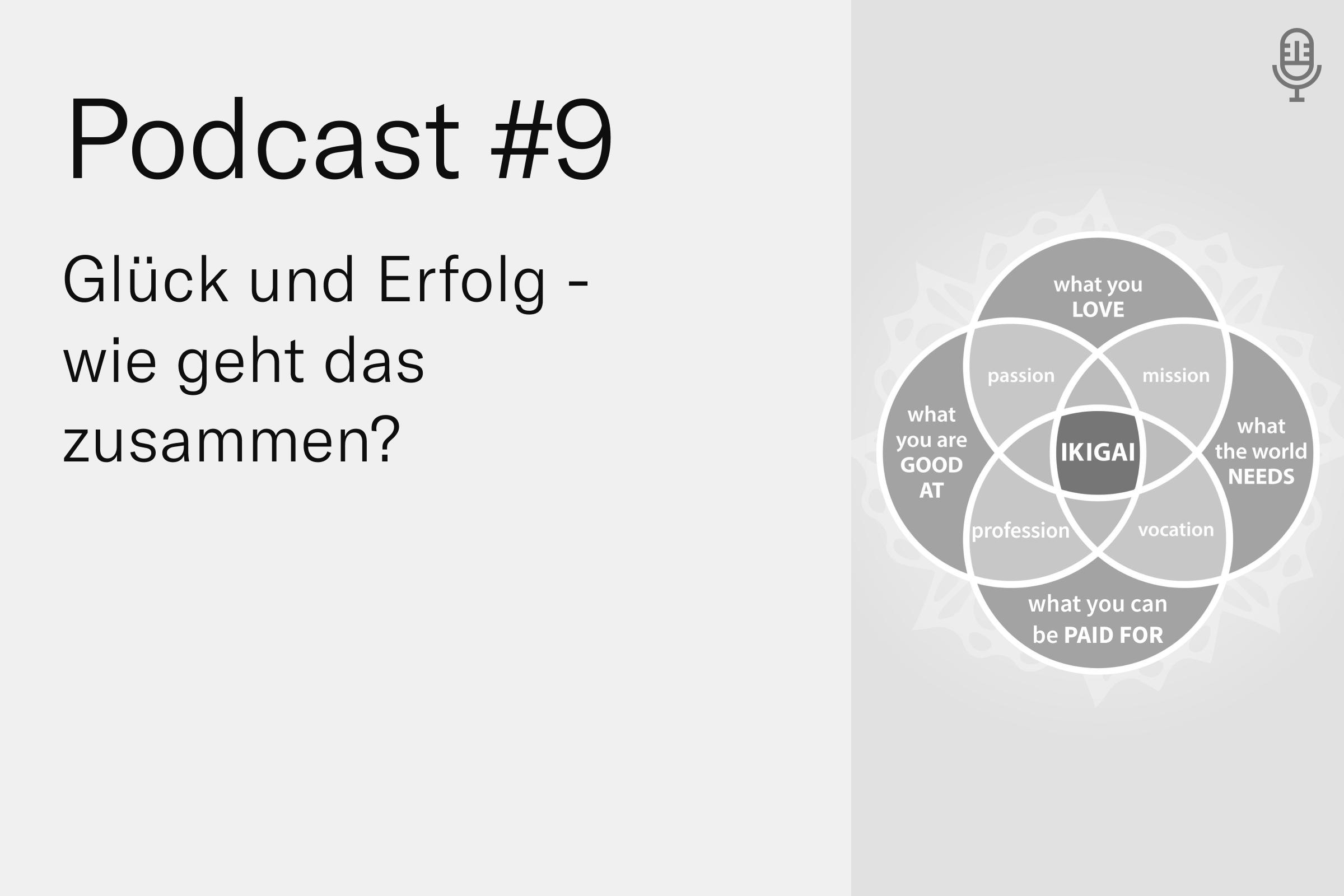 Podcast #9 – Glück und Erfolg