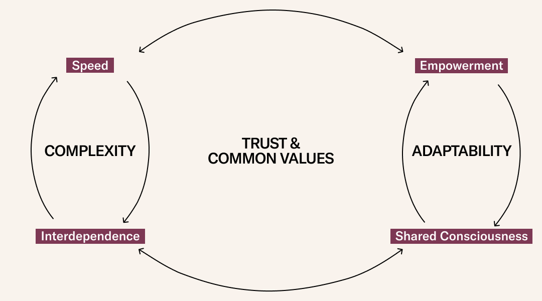 Improve your Coronability – virtual trust for teams