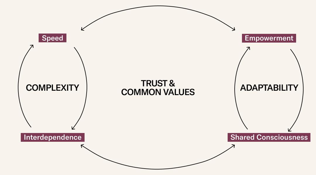 Improve your Coronability – virtuelles Vertrauen für Teams